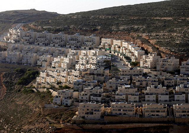 Assentamento israelense na Cisjordânia