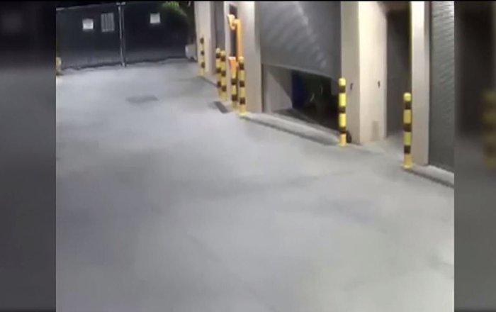 Vassoura fantasma: nem polícia australiana consegue explicar