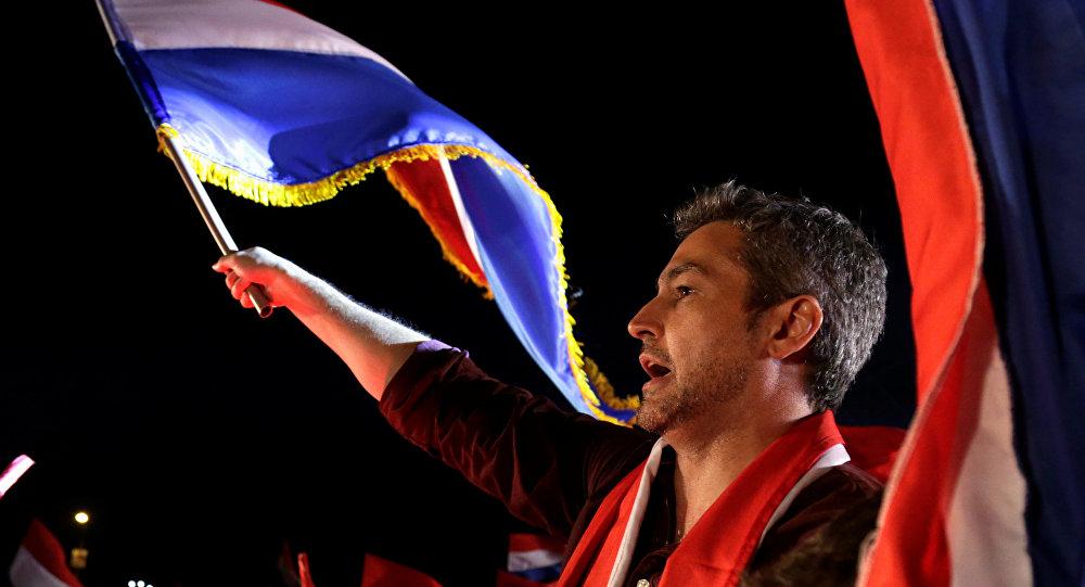 Resultado de imagem para Mario Benítez paraguai