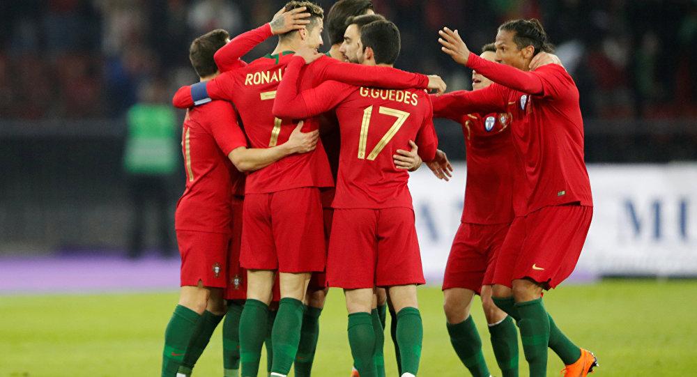 Copa do Mundo na Rússia  a seleção portuguesa pelos olhos de um fã ... df709bb83e71d