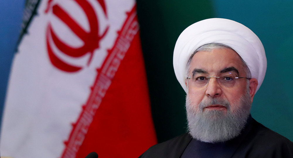 Presidente do Irã, Hassan Rouhani