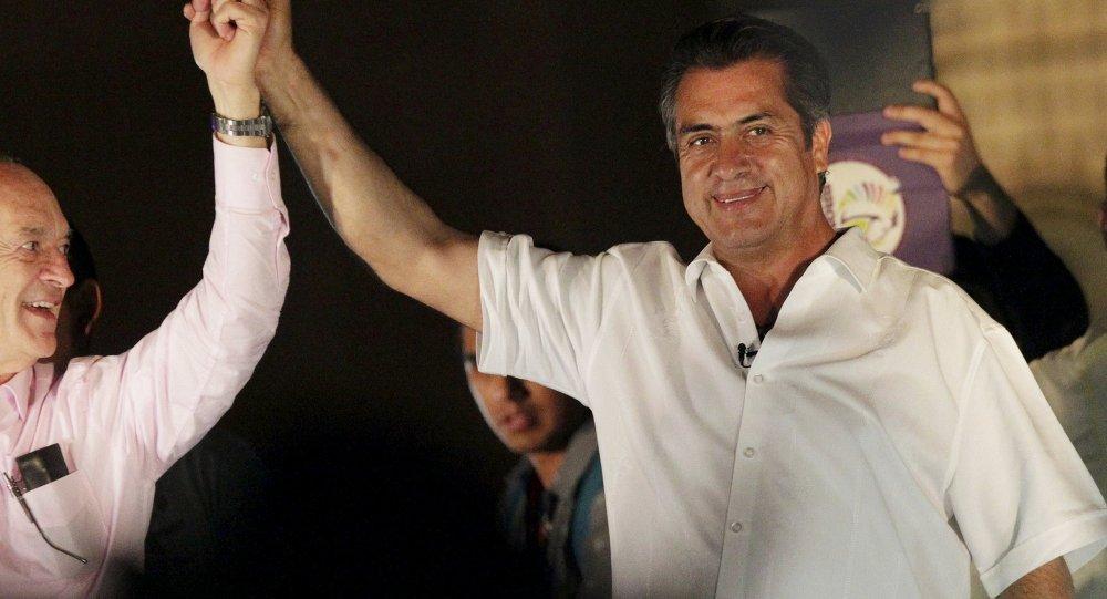 Jaime Rodriguez, presidenciável nas eleições de 2018 no México