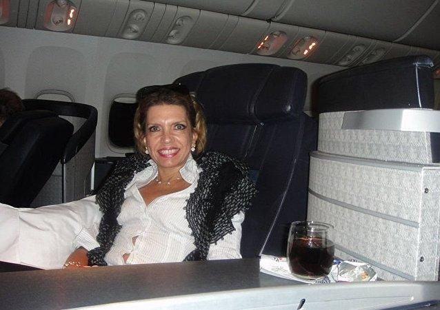 Desembargadora Marília Castro Neves, do TJ-RJ