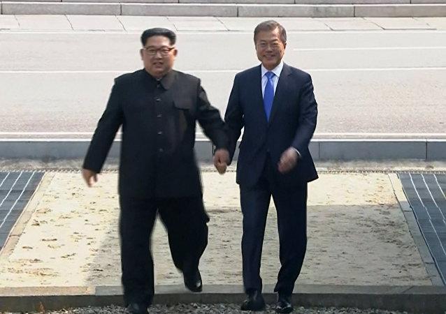 Assessoria de imprensa da Cúpula das Coreias