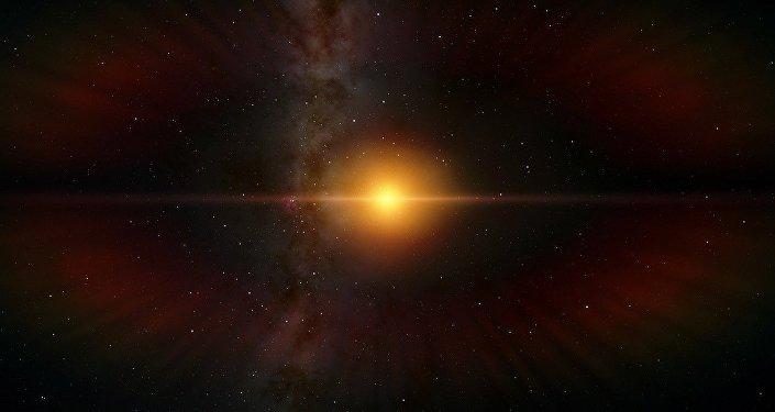 Exoplaneta (imagem referencial)
