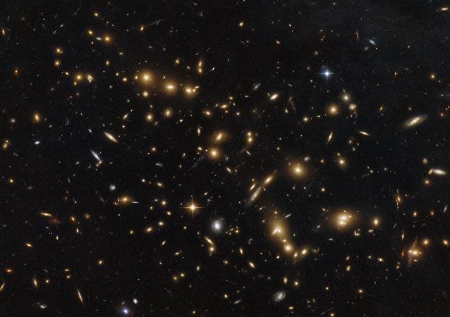 Agrupamento de galáxias RXC J0032.1+1808