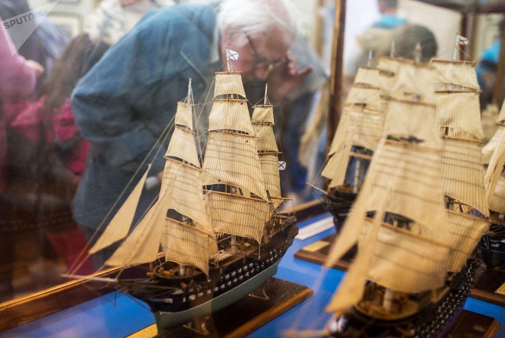 Dia de portas abertas no Museu da Frota do Mar Negro e no Museu Histórico-Militar