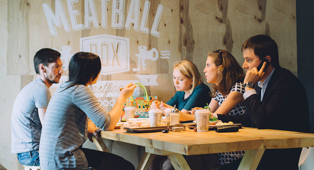 Restaurante Meatball Box