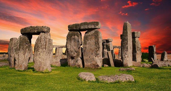 Stonehenge, Reino Unido