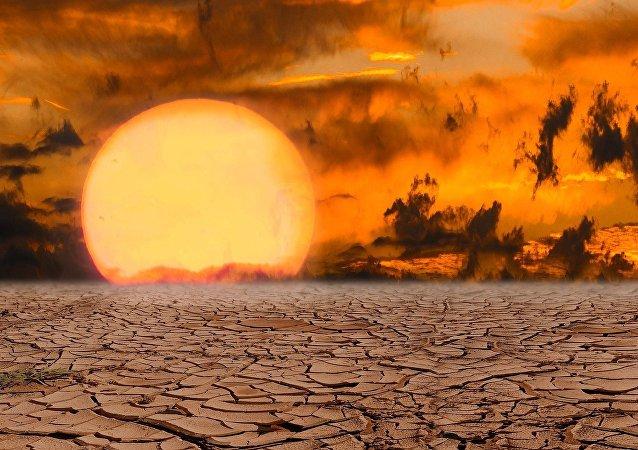 Mudanças climáticas (apresentação artística)