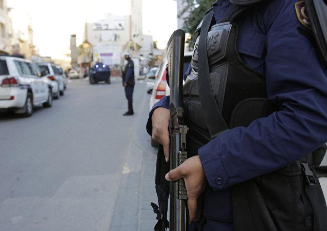 Polícia saudita