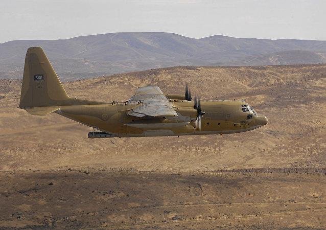 C-130 Hercules da Força Aérea Real da Arábia Saudita