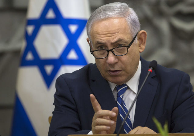 Primeiro-ministro israelense Benjamin Netanyahu (Foto de aquivo)
