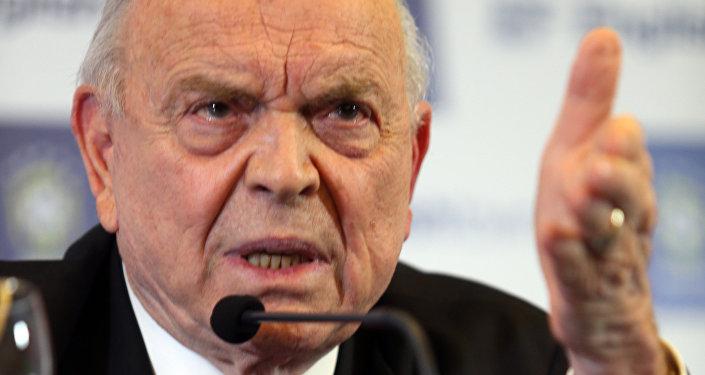 José Maria Marin, ex-presidente da CBF