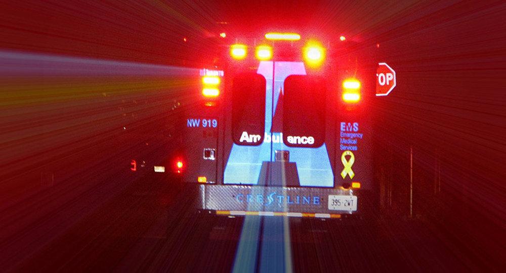 Ambulância no Canadá