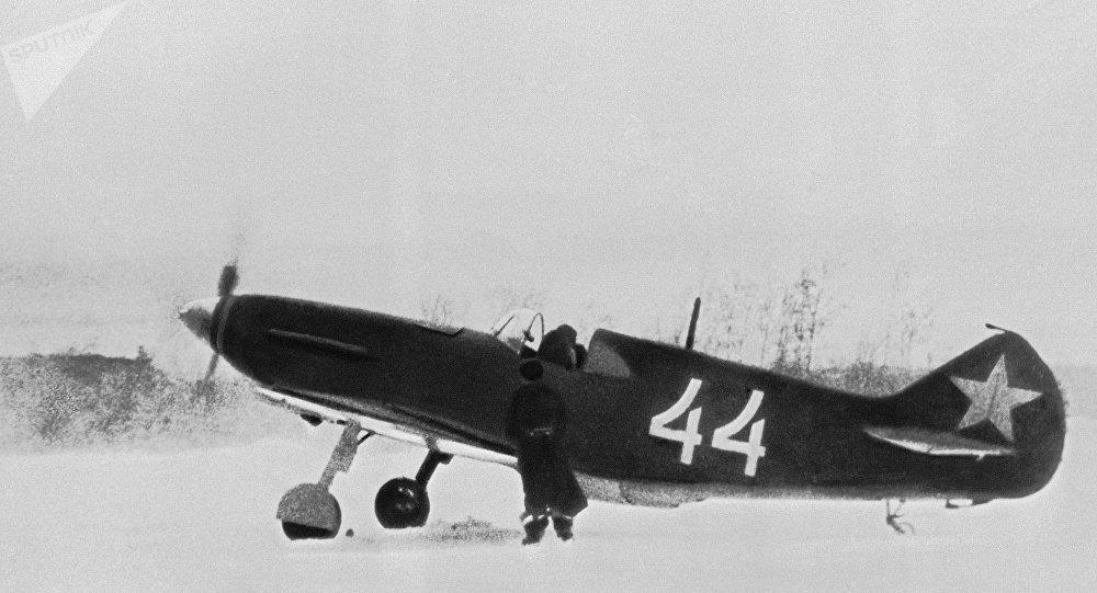 Caça LaGG-3, 22 de julho de 1940