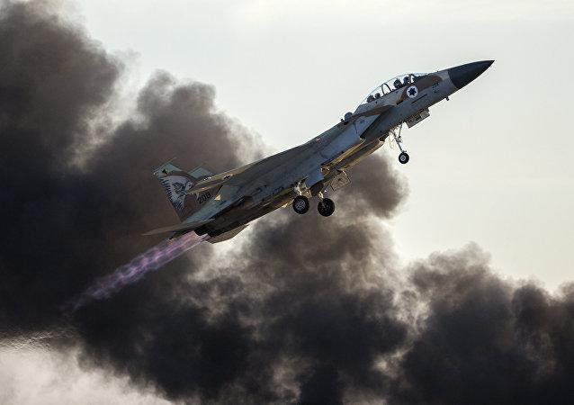 Caça israelense F-15