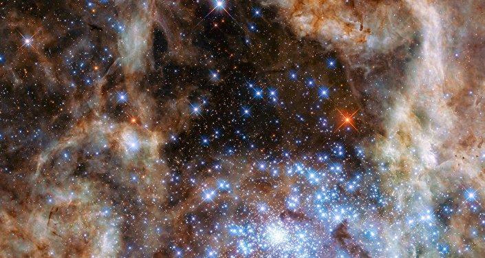 Nebulosa da Tarântula (imagem referencial)