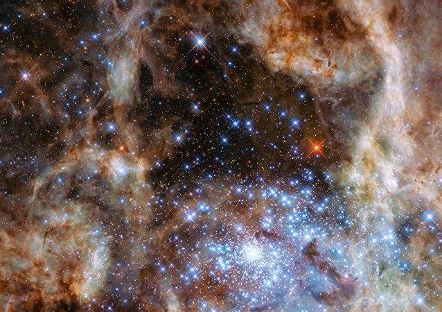 Nebulosa da Tarântula