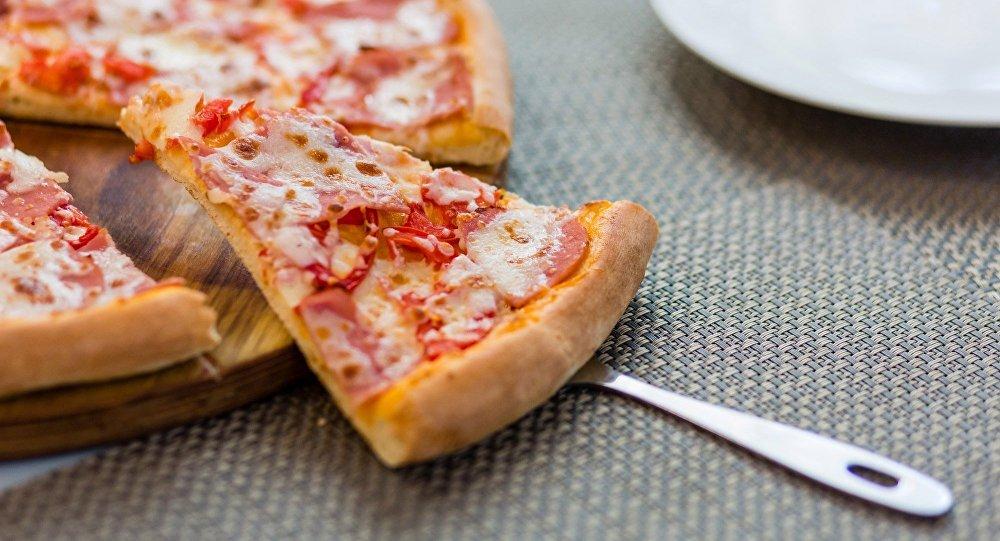 Pizza da Pizzaria Sicilia em Sochi