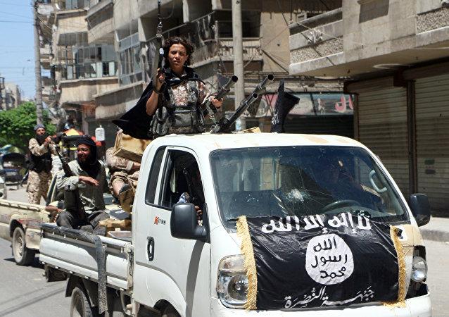 Insurgentes da Frente Nusra.