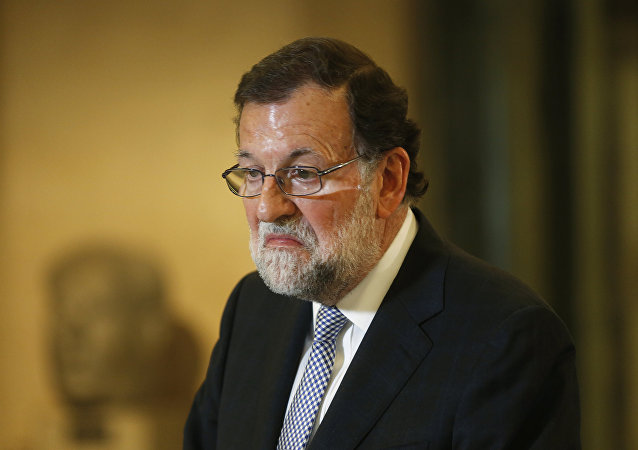 Mariano Rajoy, líder do conservador Partido Popular (PP)