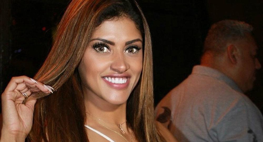 Miss Bumbum 2017, Rosie Oliveira