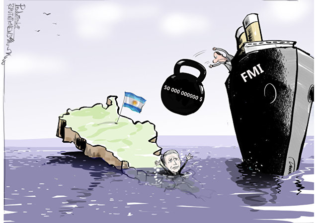 FMI: um estranho salva-vidas que não parece funcionar