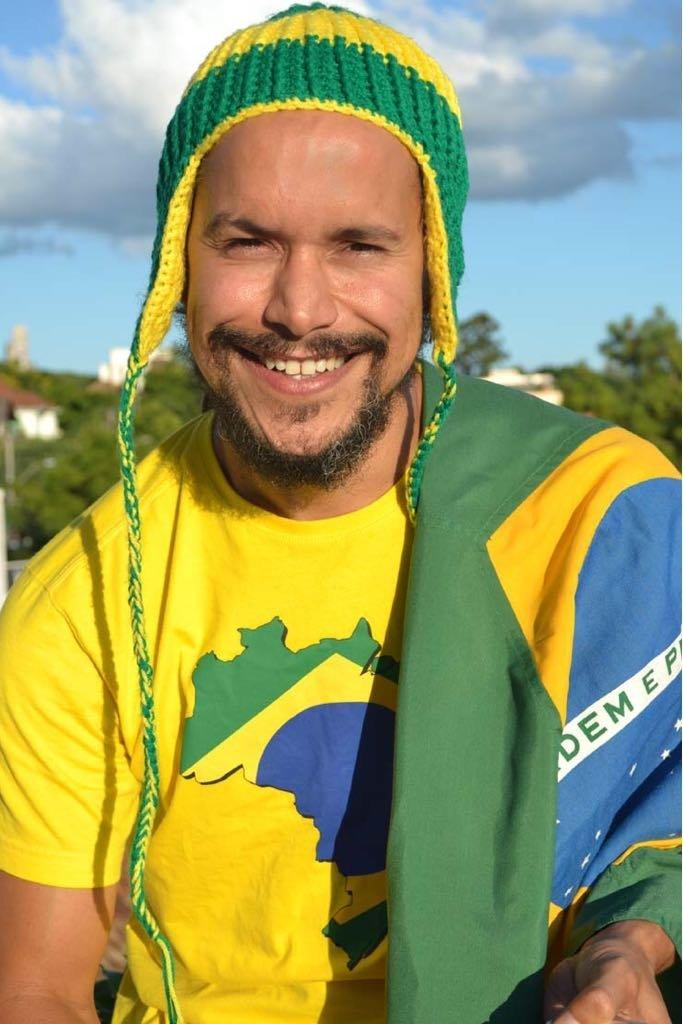 Frank Fernandes, filho de Clovis Fernandes