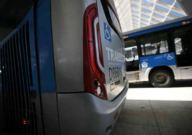 Ônibus no Rio (imagem referencial)