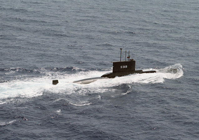 Submarino turco BATIRAY (S 349)