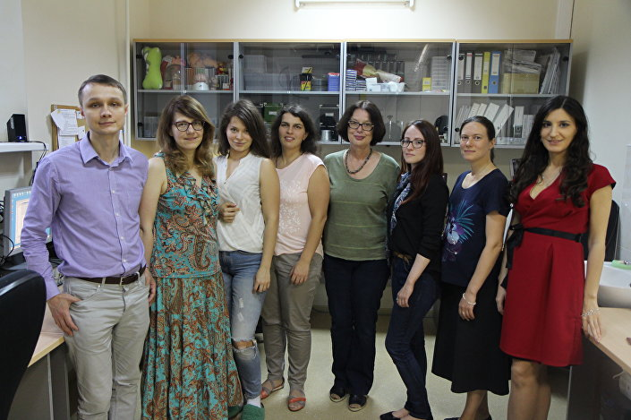 Grupo de pesquisa da Universidade Estatal de Psicologia e Pedagogia de Moscou (UEPPM)