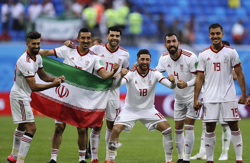 Mais da comemoração iraniana.