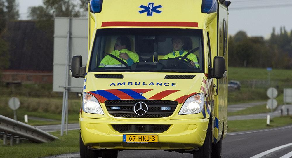 Ambulância de Países Baixos