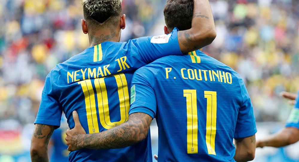 Brasil vence a 1ª e Messi agradece a Nigéria - Sputnik Brasil 6558ccc3805f8
