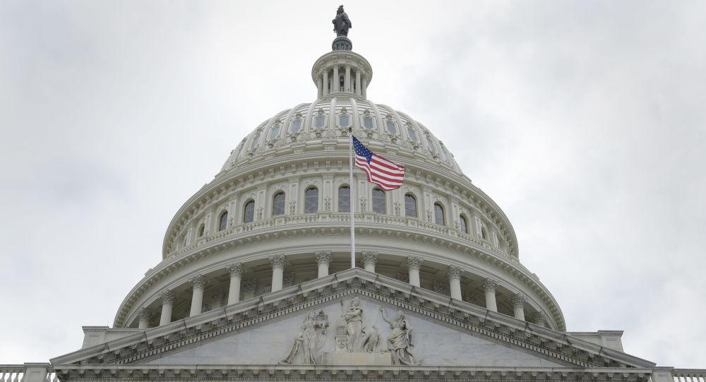 Prédio do Congresso dos EUA, em Washington