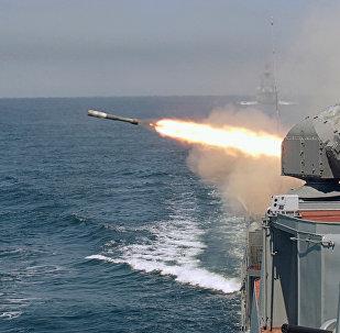 Exercícios das Frotas do Mar Báltico e do Norte da Marinha russa