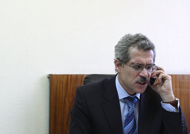 Grigori Rodchenkov.