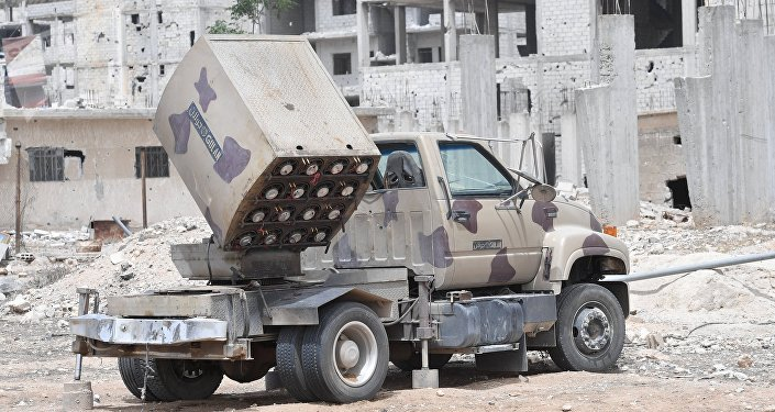 Sistema de mísseis sírio Golan