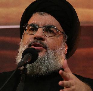 Hassan Nasrallah.
