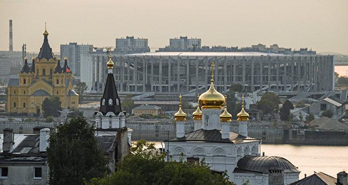 Estádio Niznhy Novgorod, Niznhy Novgorod