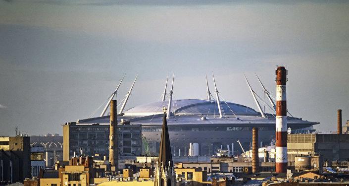 Estádio de São Petersburgo, São Petersburgo