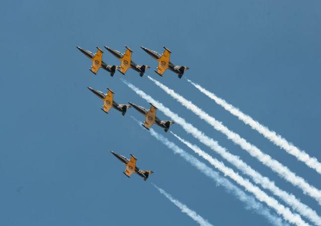 Equipe de acrobacia aérea Rus'