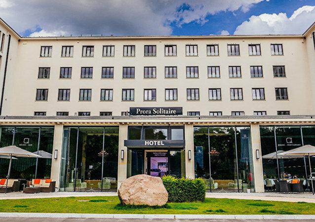 Hotel Prora Solitaire