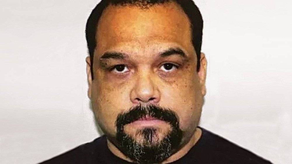 O traficante brasileiro de armas, Frederik Barbieri.