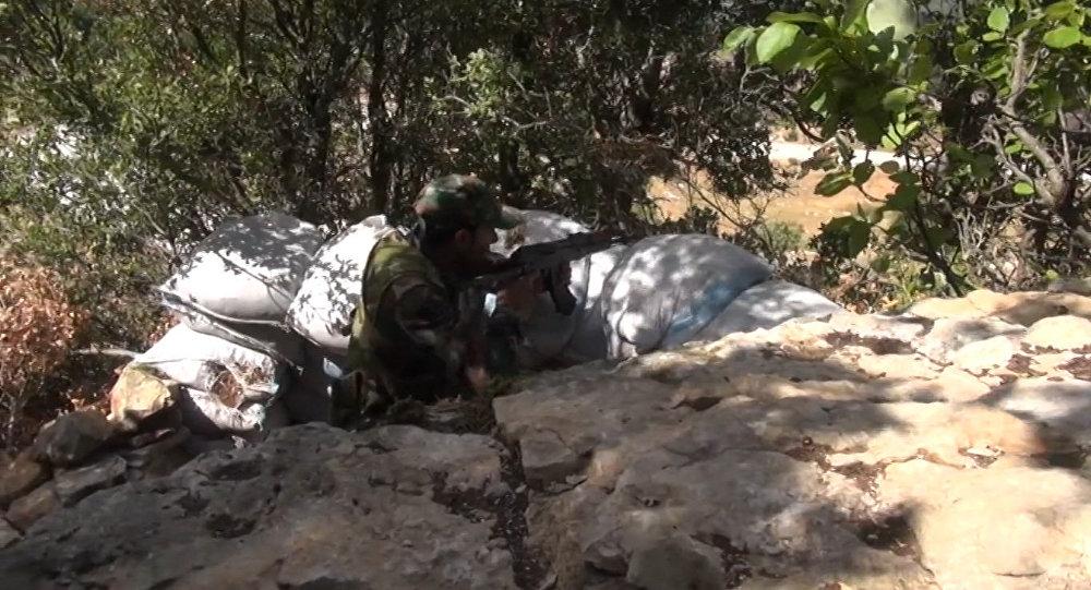 Exército sírio repele ataque dos terroristas