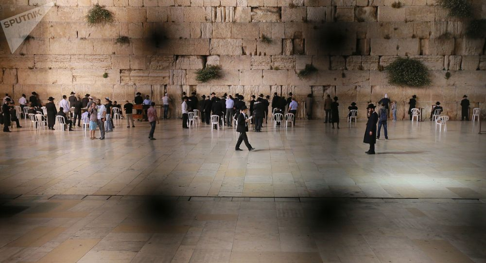 Muro das Lamentações em Jerusalém