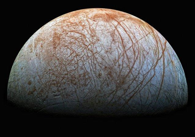 Europa – satélite de Júpiter