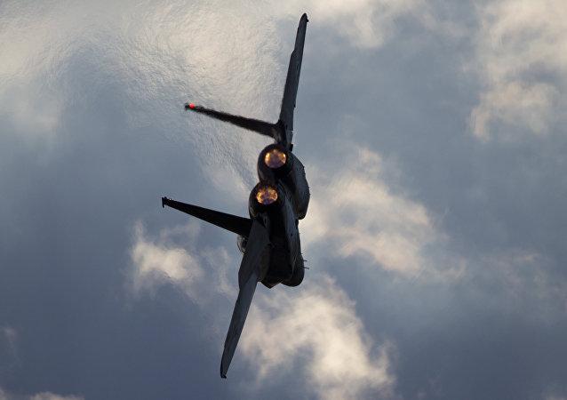 F-15 da Força Aérea Israelense