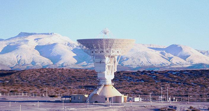 Estação Espacial de Espaço Profundo construída pela China na Patagônia